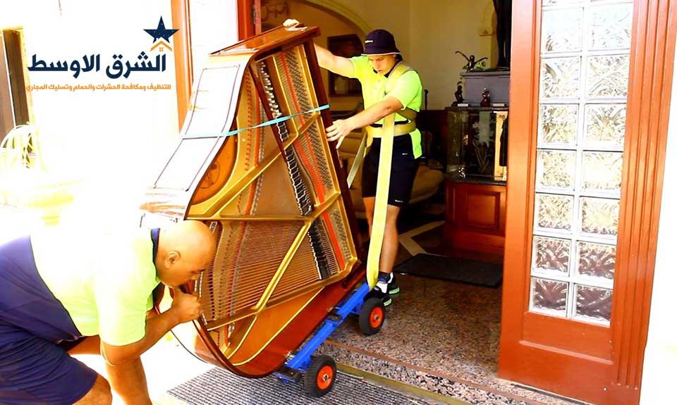 شركه نقل عفش خارج الرياض